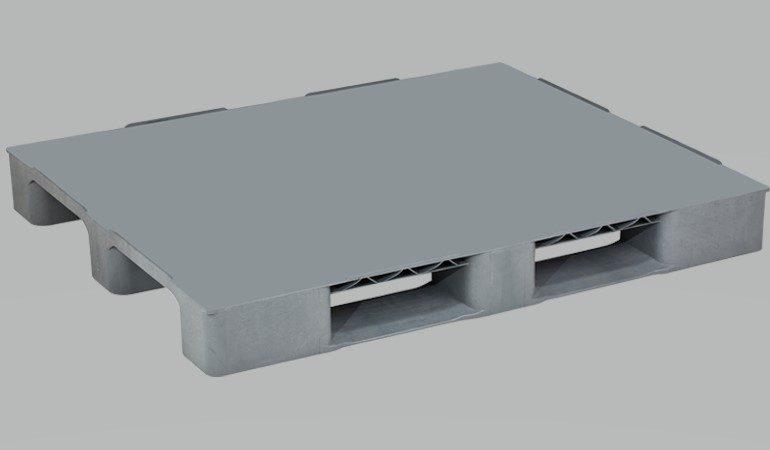 Plastična paleta 100×120