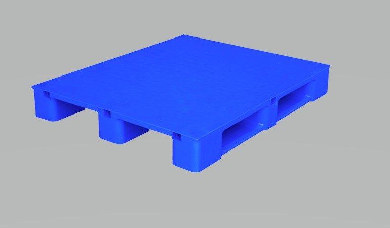 Plastic raffle pallet 100×120