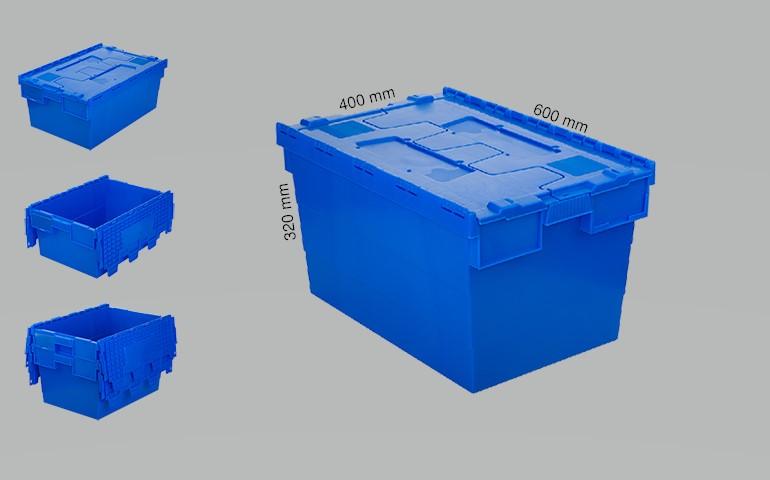 Plasticni sanduci 600x400x320mm