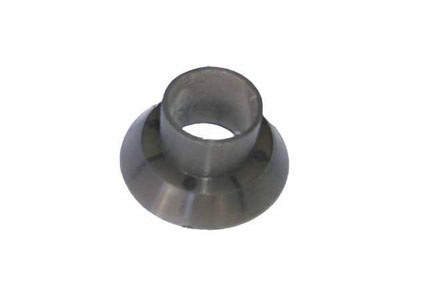 Plastic spacer for concrete wall