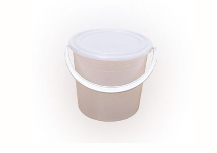 Plastic bucket 1l