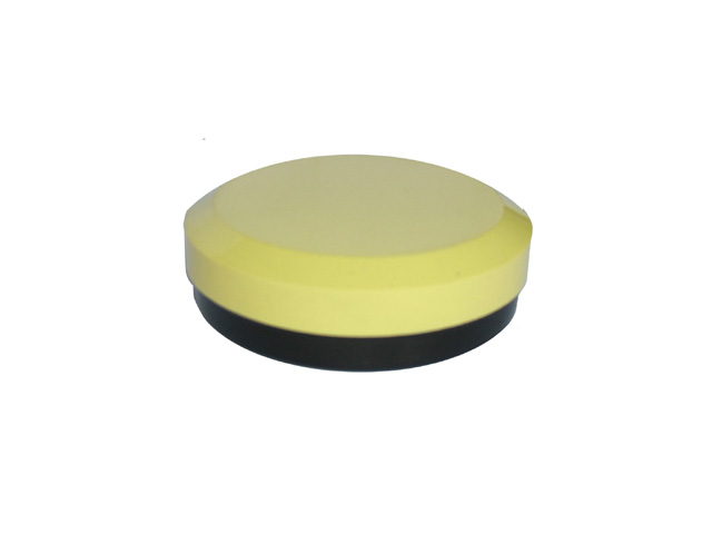 Shoe polish plastic container packaging