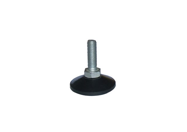 Adjustable leveling furniture foot Ø50